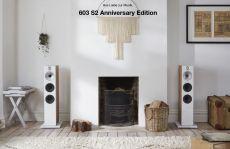 Bowers & Wilkins 603 S2 Anniversary Edition (Paarpreis)