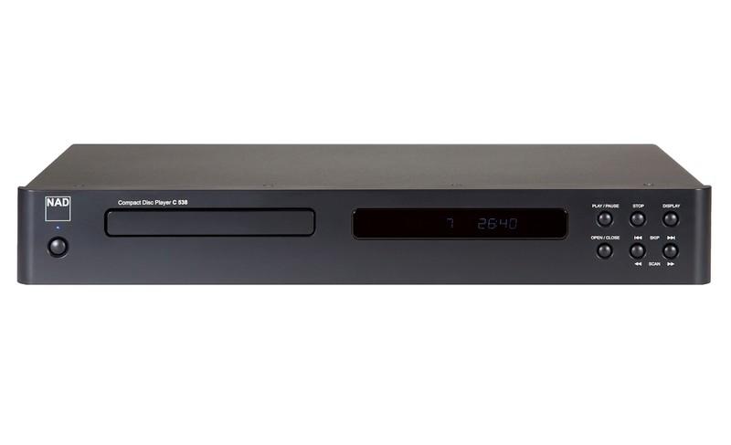 NAD C 538 CD Player incl. Fernbedienung