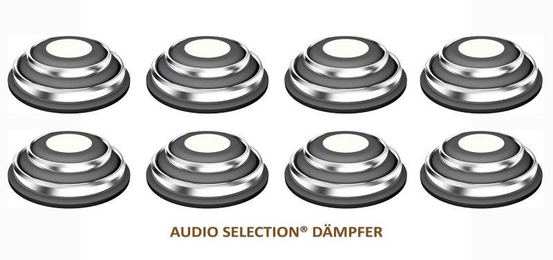Goldkabel Audio Selection Dämpfer groß ( 8er Set )