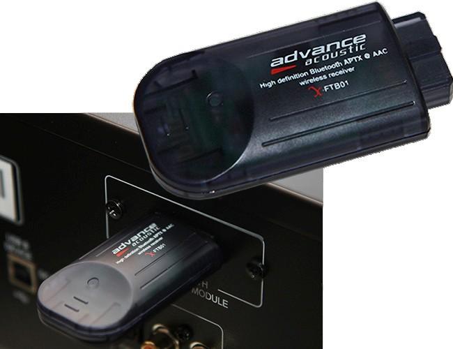 Advance Acoustic X-FTB01 optionales Bluetooth-Modul