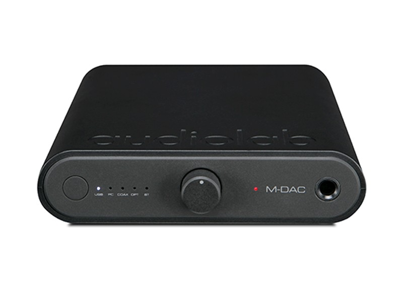 Audiolab M-DAC Mini Portable high resolution DAC and headphone amplifier
