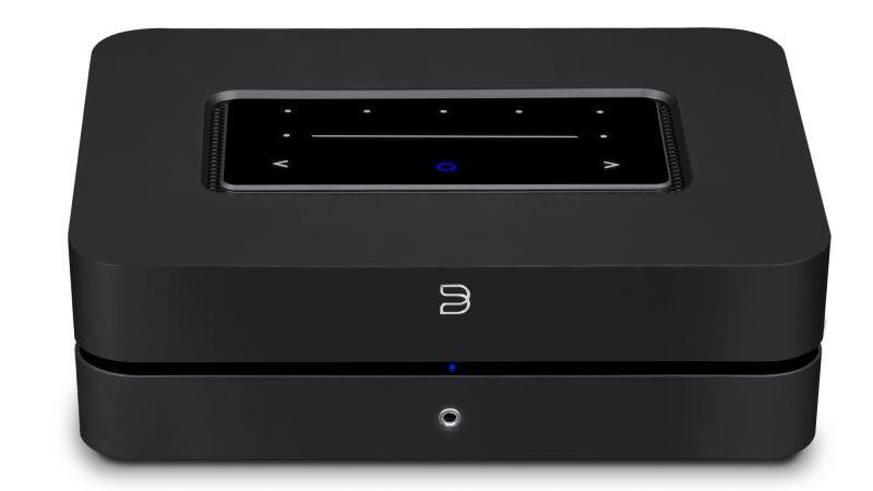 Bluesound POWERNODE 2i Kabelloser Multi Room Musik Streaming Verstärker