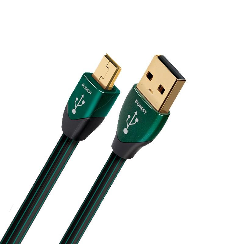 Audioquest Forest USB A - USB Mini (versch. Längen)