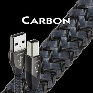 Audioquest Carbon USB A - USB B (versch. Längen)