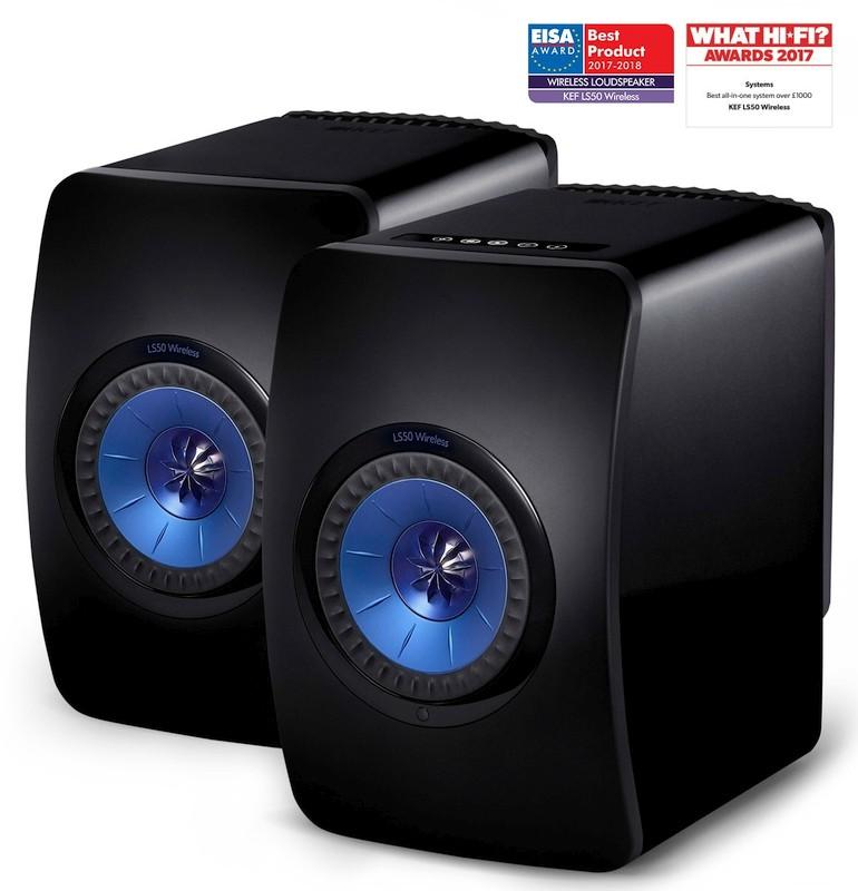 KEF LS50 Wireless (Paarpreis)