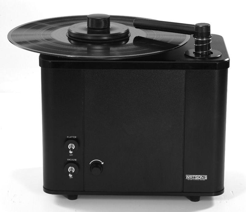 Watson's RCM Plattenwaschmaschine