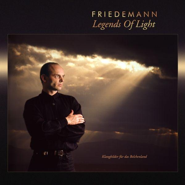 Friedemann Legends Of Light (1LP Vinyl)