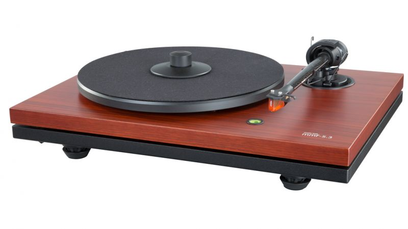 Music Hall mmf-5.3se incl. Ortofon 2M Bronze