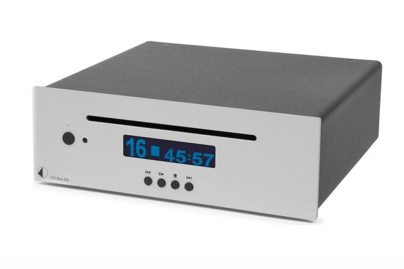 Project CD Box DS Silber High End Audio CD Player