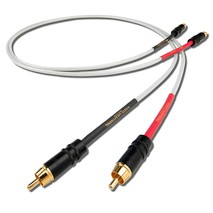 NordOst Leif White Lightning Analoges RCA-Kabel ( versch.Längen )