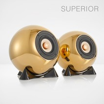 mo°sound Superior Kugellautsprecher aus Porzellan (Paarpreis)