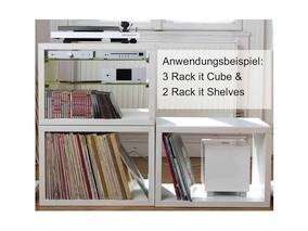 Project Rack It Cube