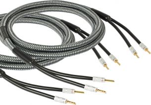 Goldkabel Chorus Single Wire (Paarpreis)
