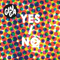Gin Ga - Yes/No 180 gramm Vinyl-LP + CD Ltd.