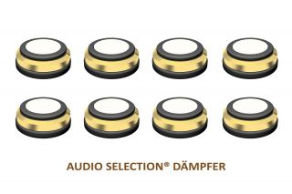Goldkabel Audio Selection Dämpfer klein ( 8er Set )