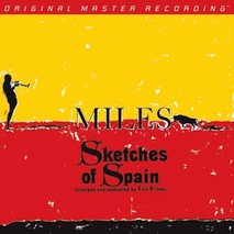 Miles Davis - Sketches Of Spain 180 gramm Vinyl-LP