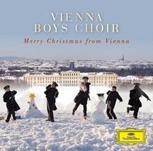 Vienna Boys Choir Merry Christmas from Vienna 200g Vinyl-LP