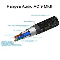 Pangea Powerkabel AC9 MKII  ( versch. Längen )