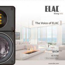 The Voice of Elac 180 gramm Vinyl-LP (45 RPM)
