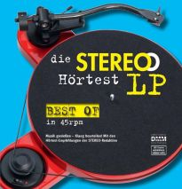 Die Stereo Hörtest Best Of LP (45 RPM / 180gramm Virgin Vinyl)