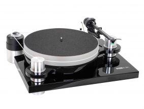 Block PS-100+ Plattenspieler incl.Ortofon OM 5E