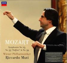 W. A. Mozart – No. 25, 35 & 39 (Doppel LP / Vinyl)