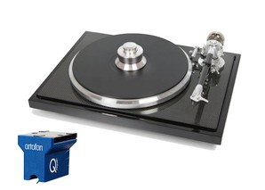 EAT C-Major Plattenspieler incl. Ortofon MC Quintet Blue
