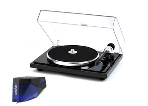 EAT B-Sharp Plattenspieler incl. Ortofon 2M Blue