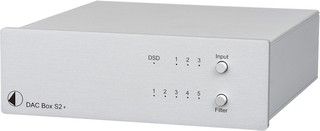 Project DAC Box S2+ High End DAC mit MQA und DSD512 Support