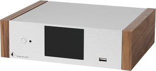 Project Stream Box DS2 T Hires Audio Streamer incl.Holzseiten