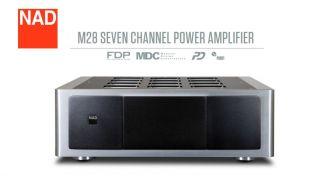NAD M28 7-Kanal-Endverstärker