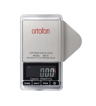 Ortofon DS 3 Hochpräzise Digitale Tonarmwaage