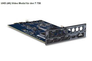 NAD VM 130 UHD (4K) Video Modul für den T 758