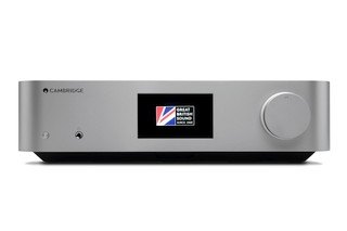 "Cambridge Audio Edge NQ ""State-of-the-art"" Vorverstärker mit Netzwerkplayer"