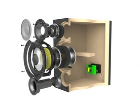 Elac Debut B5.2 Regal Lautsprecher (Paarpreis)