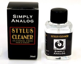Simply Analog Stylus Reiniger 30ml