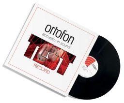 Ortofon Stereo Test Record