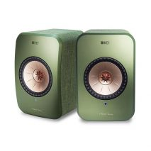KEF LSX Aktive Stereo Wireless Lautsprecher (Paarpreis)
