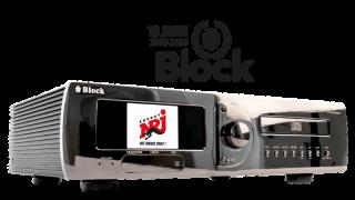 Block CVR-100+ MKII Limited Edition Chrom