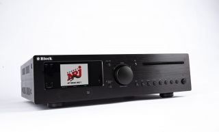 Block CVR 200 Blu-Ray-Internet-Receiver