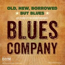 Blues Company Old, New, Borrowed But Blues (45 RPM) (2LP 180gr Vinyl)