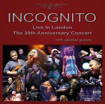 Incognito Live in London - The 30th Anniversary Concert (2LP 180g Vinyl)