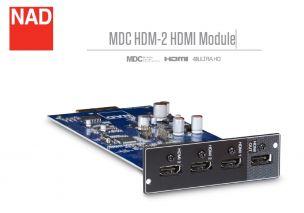 NAD MDC HDM-2 HDMI 4K Modul