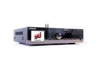 Block CVR-10 CD Sondermodell Chrom