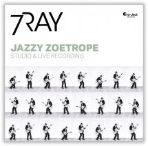 7RAY feat. Triple Ace – Jazzy Zoetrope (Doppel Vinyl 2x180 g)