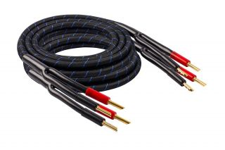 Goldkabel Black Connect LS Single-Wire (Paarpreis)