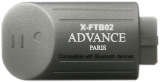 Advance Acoustic X-FTB02 HD Bluetooth-Modul