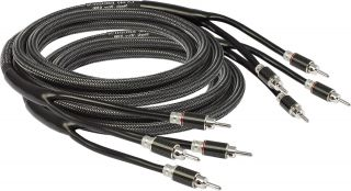 Goldkabel executive LS 440 RHODIUM Single-Wire (Paarpreis)