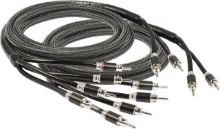 Goldkabel executive LS 440 RHODIUM Bi-Wire (Paarpreis)