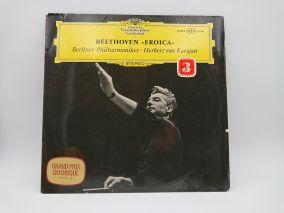Beethoven EROICA Herbert von Karajan (LP/Vinyl